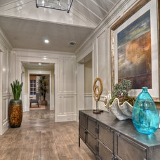 Contemporary Entry by Gaetano Hardwood Floors, Inc.