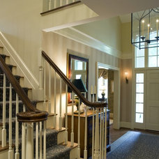 Traditional Entry by Penza Bailey Architects