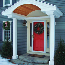 Traditional Entry by CustomWorks Contracting, LLC