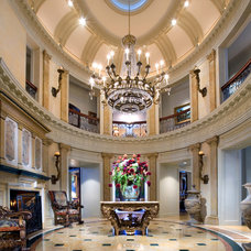 Traditional Entry by Richard Drummond Davis Architects