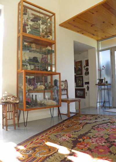 My Houzz: Enchanting Eclecticism for a Dallas Artist