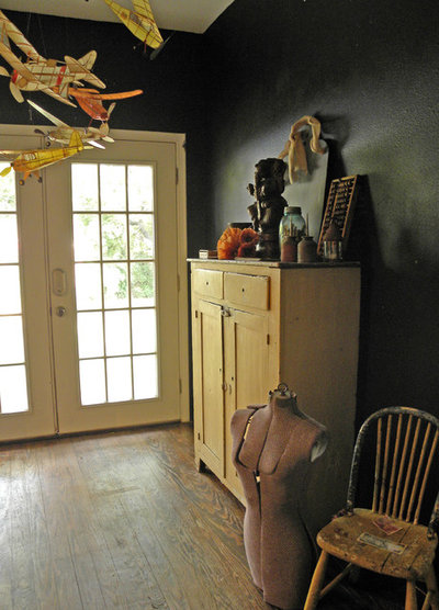 Eclectic Entry by Sarah Greenman
