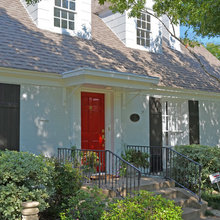 My Houzz: Elegant Updates for a Traditional Dallas House