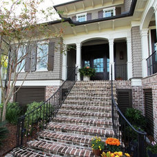 Traditional Entry by Phillip W Smith General Contractor, Inc.