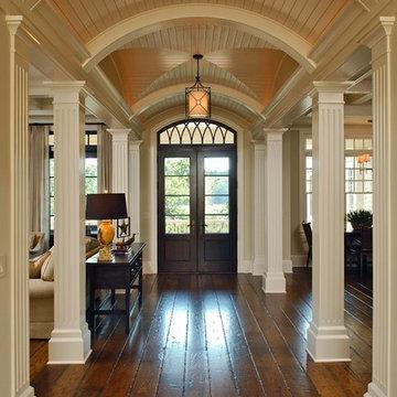 Daniel Island Rhoden Island Hallway