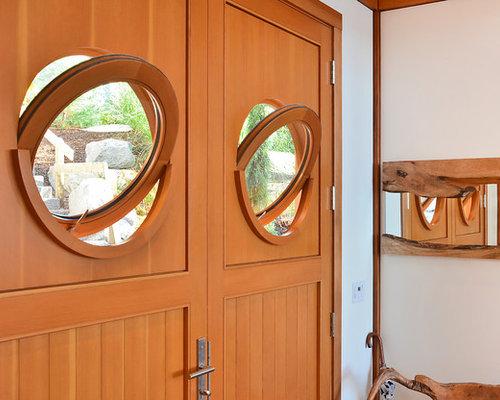 Porthole Door Houzz