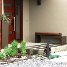 contemporary entry by debora carl landscape design