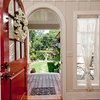 Red Doors Spice Up Home Fronts