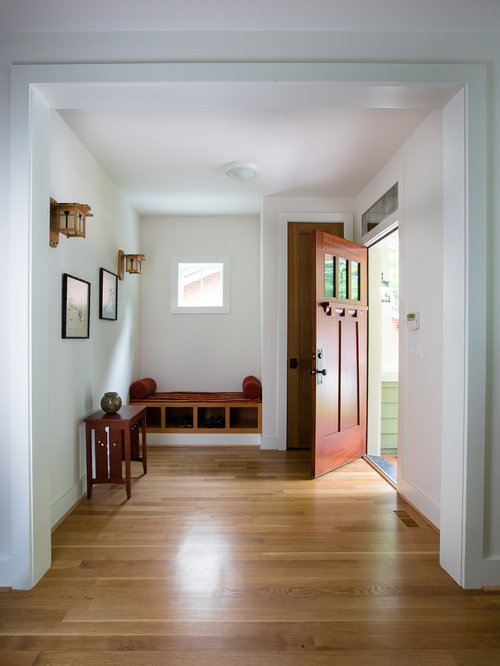 Craftsman Foyer Houzz