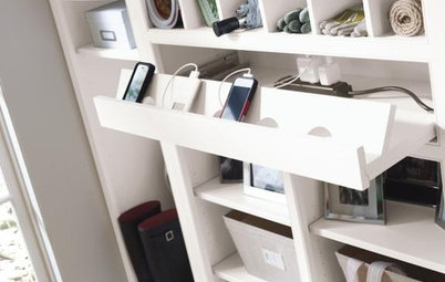 Charging Stations Lead Tidiness Battle