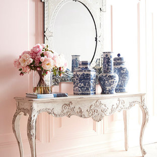 Decorating with Blush