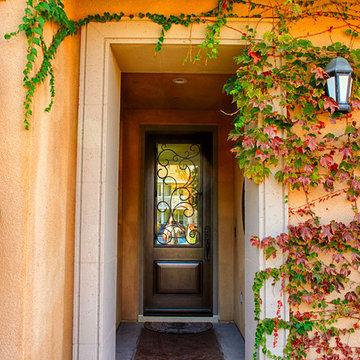 Decorative Entry Door Design Ideas
