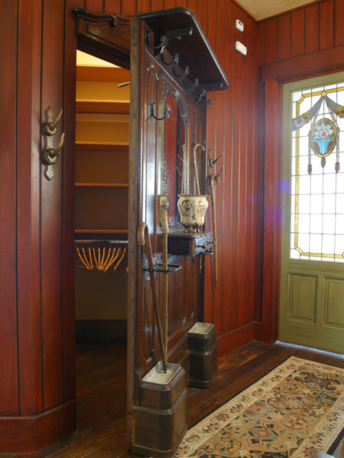 Hall Closet Home Design Ideas, Pictures, Remodel and Decor
