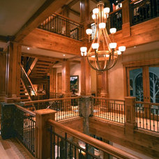 Traditional Entry by CD Construction, Inc.