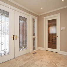 Traditional Entry by Ascent Contracting Ottawa