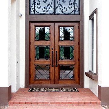Delray Beach: Spanish Wrought Iron Design