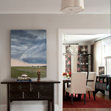 Contemporary Entry by Andrea Schumacher Interiors