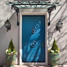Traditional Entry by Linda L. Floyd, Inc., Interior Design