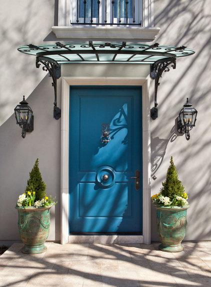 Traditional Entry by Linda L. Floyd, Inc., Interior Design