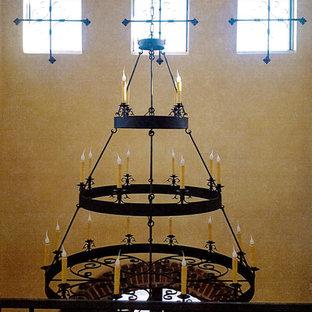 Desert Tuscan Foyer