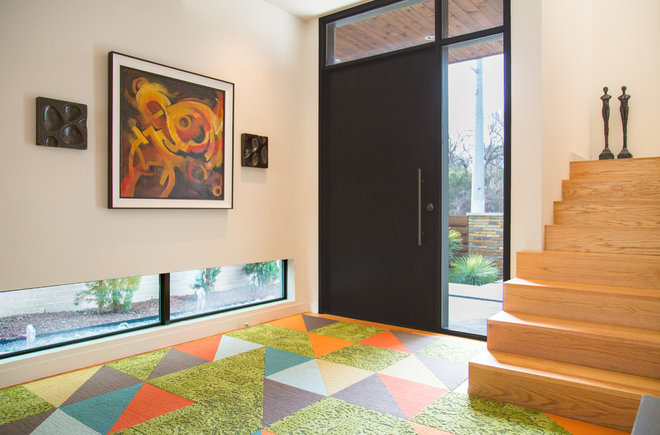 Modern Entry by Angela Flournoy
