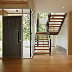 modern entry by dustin.peck.photography.inc