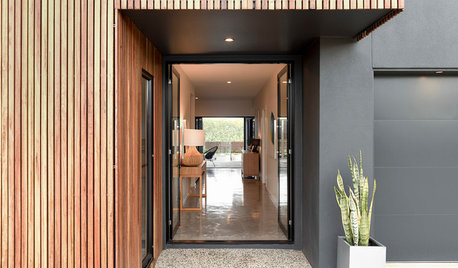 Door To Living Room: How to Make a Great Entrance