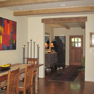 Dining room farmhouse