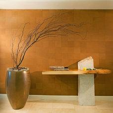 Modern Entry by DKOR Interiors Inc.- Interior Designers Miami, FL