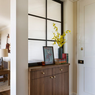 Inspiration For A Small Transitional Foyer Remodel In Los Angeles