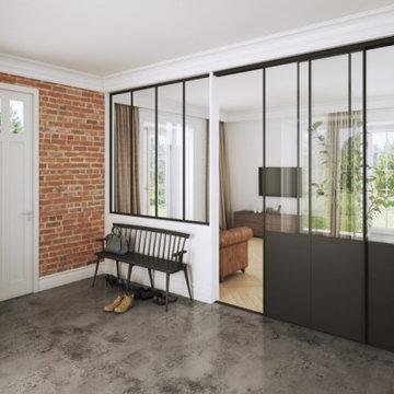 Door & Glazing System (Screens, Sliding & Hinged)