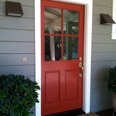 Traditional Front Doors by Door Beautiful