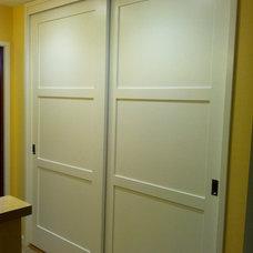Contemporary Interior Doors by Door Beautiful