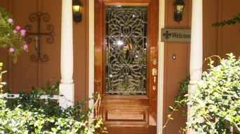 Door Refinishing in Slidell