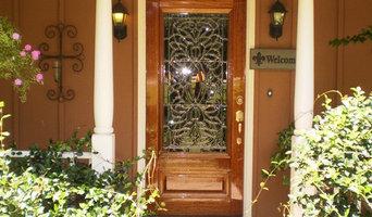 Door Refinishing in Slidell