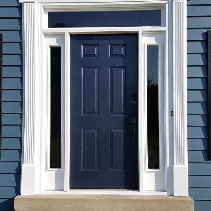 Front Door Remodel