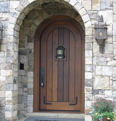 front doors by Appalachian Woodwrights
