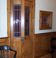 traditional interior doors by Appalachian Woodwrights