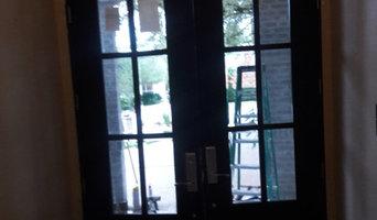 Doors install