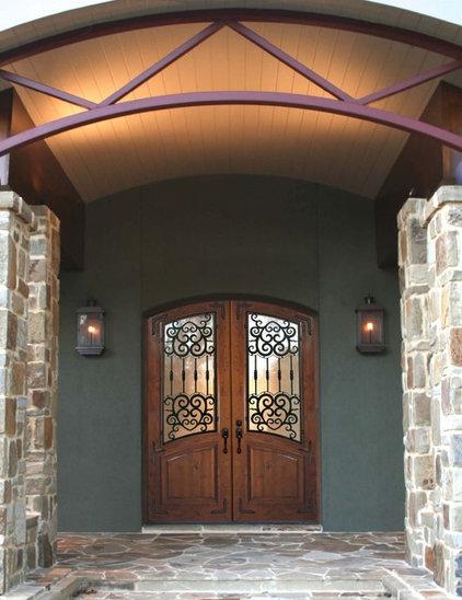 Mediterranean Entry by US Door & More Inc