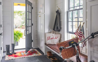 10 Mudrooms That Are Ready for Summer