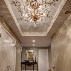 Contemporary Entry by Linly Designs