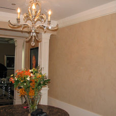 Traditional Entry by Hester Painting & Decorating