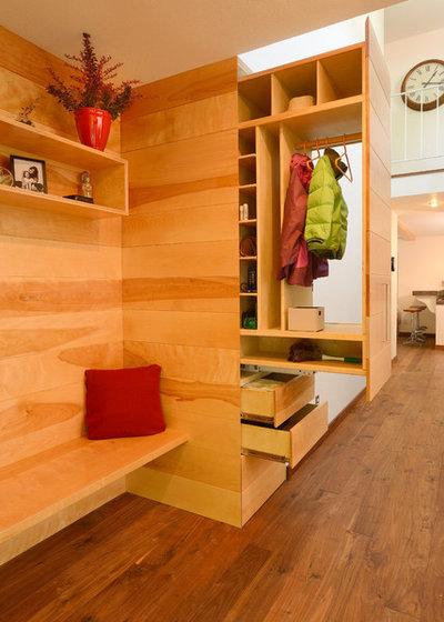 Di transizione Ingresso by BOA Constructor green Building and Design