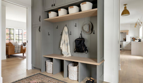 The 10 Most Popular Entryways and Mudrooms of 2020