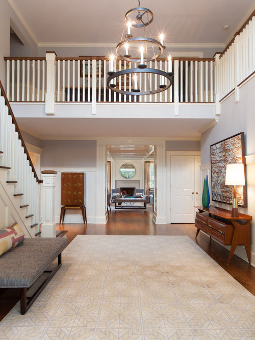 Open Foyer Houzz