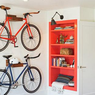 Fahrradhalterung Wand Ideen Bilder Houzz