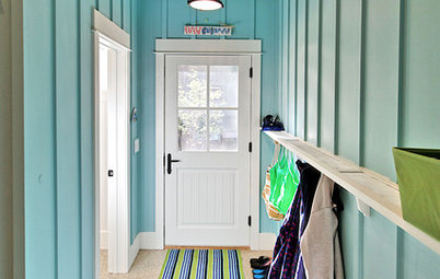 How to Make Your Hallway Work Its Socks Off