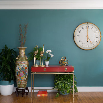 Dunn-Edwards 2018 Color of the Year: The Green Hour (DET544)