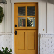 Eclectic Entry by Antigua Doors